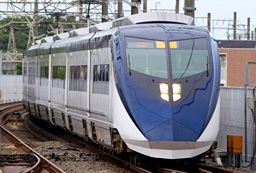 新幹線 / 在来線 / 私鉄
