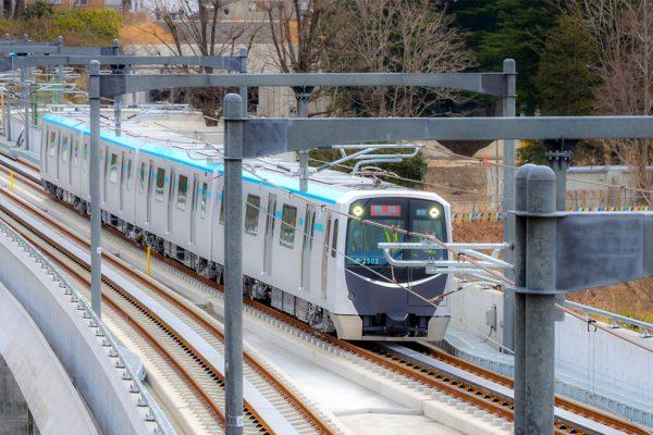 仙台市地下鉄東西線 イメージ
