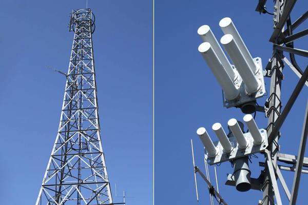携帯電話感度向上対策設備設計 イメージ