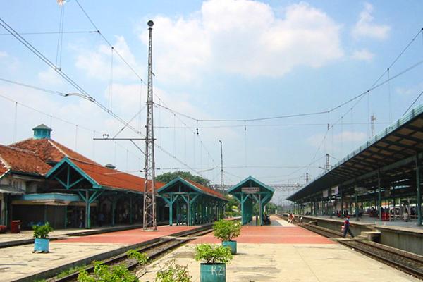 インドネシア国ジャワ幹線鉄道 電化複々線化事業実施計画調査 イメージ