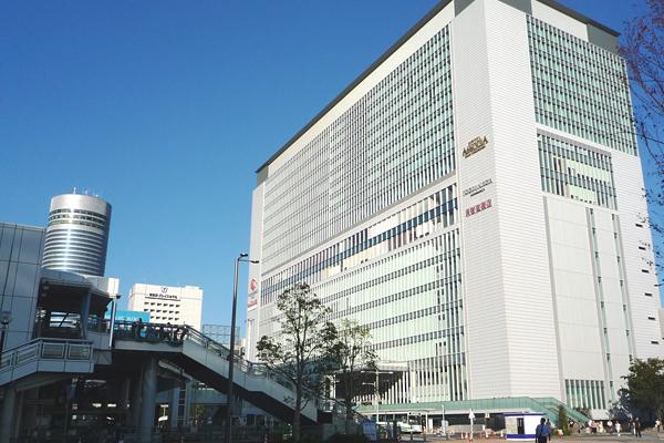 新横浜駅改良、駅ビル新設電気設備基本計画・実施設計 イメージ