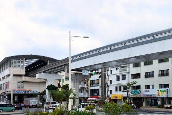 沖縄都市モノレール イメージ