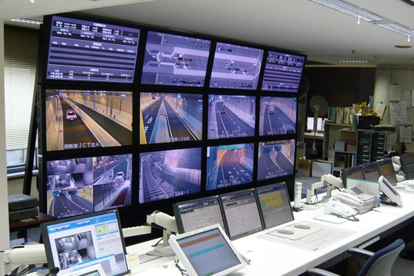 中央環状新宿線交通管制中央装置他実施設計 イメージ