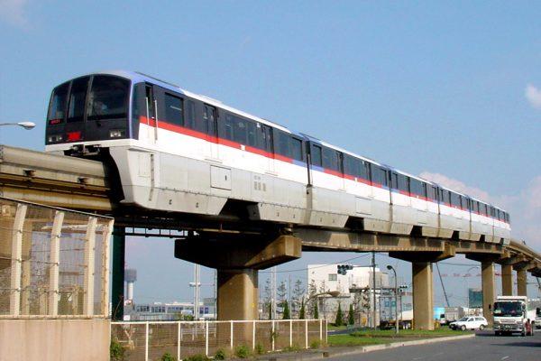 東京モノレール羽田線 イメージ