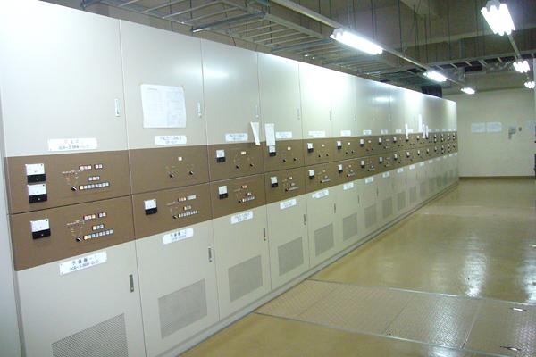 東京国際空港南側電源局舎電源設備基本設計・実施設計 イメージ