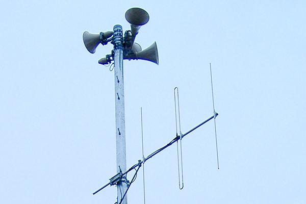 魚沼市防災無線(同報系)通信設備設計・施工監理 イメージ
